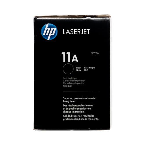 Original HP 11A Q6511A Black LaserJet Toner Cartridge