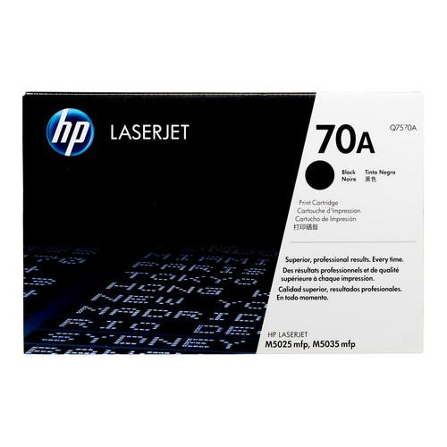 Q7570A | HP 70A | Original HP Toner Cartridge – Black