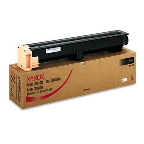 Original Xerox 006R01179 Black Toner Cartridge for CopyCentre C118 and WorkCentre M118/M118i