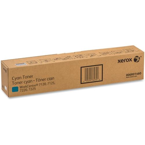 006R01460   Original Xerox WorkCentre 7120 Toner Cartridge - Cyan