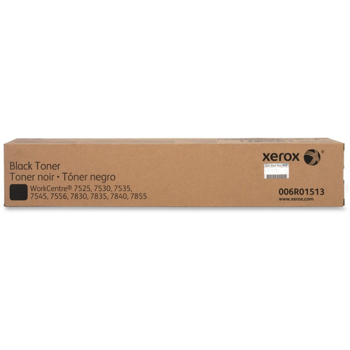 006R01513 | Original Xerox WorkCentre 7525 Toner Cartridge - Black