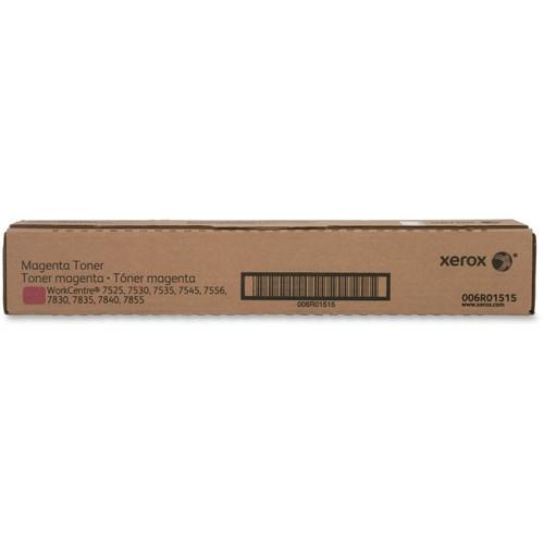006R01515   Original Xerox WorkCentre 7525 Toner Cartridge - Magenta