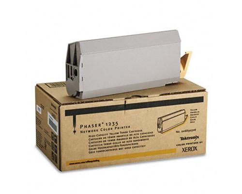 Original Xerox 006R90306 Phaser 1235 Yellow High Capacity Toner Cartridge