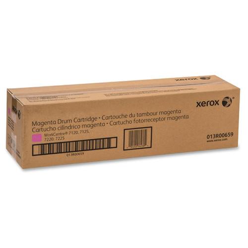 Original Xerox 013R00659 WorkCentre 7120 Magenta Drum Kit