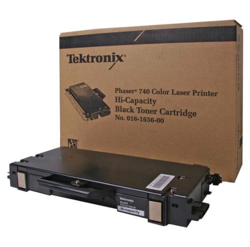 Original Xerox 016-1656-00 Phaser 740/740L Hi-Capacity Black Toner Cartridge