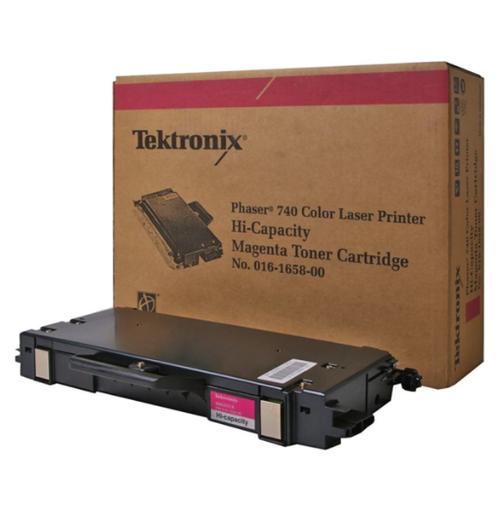 Original Xerox 016-1658-00 740/740l Magenta Phaser Toner Cartridge