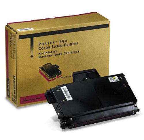 Original Xerox 016-1801-00 Phaser 750 Magenta High Capacity Toner Cartridge