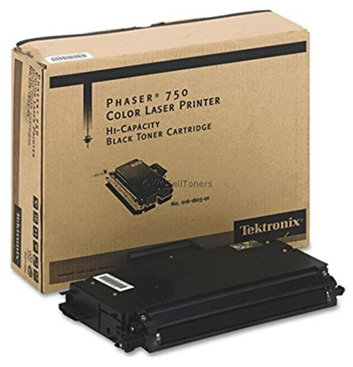 Original Xerox 016-1803-01 Phaser 750 Black High Capacity Toner Cartridge