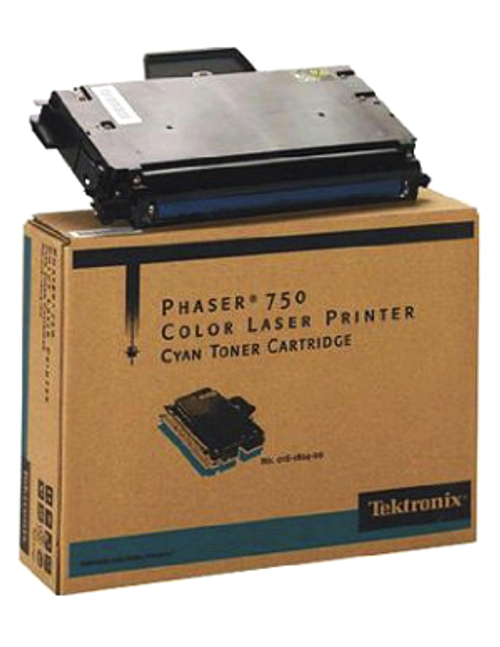 Original Xerox 016-1804-00 Phaser 750 Cyan Toner Cartridge