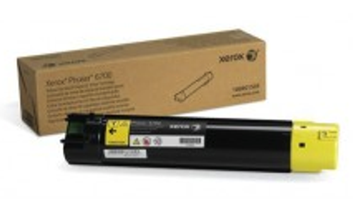 Original Xerox 016-1806-00 Phaser 750 Yellow Toner Cartridge