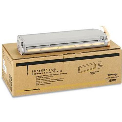 Original Xerox 016-1916-00 Phaser 2135 Yellow Toner Cartridge