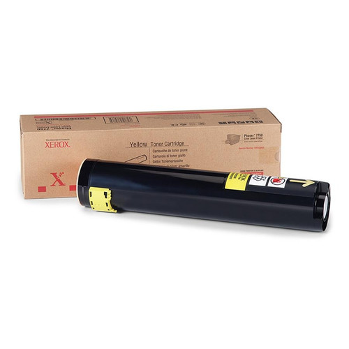 106R00655 | Original Xerox Laser Toner Cartridge - Yellow