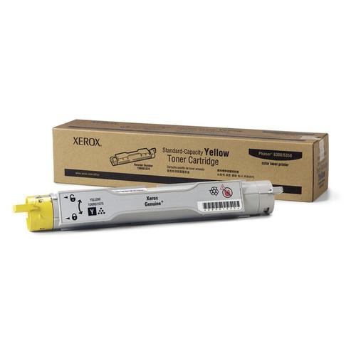 106R01075   Original Xerox Standard Capacity Laser Toner Cartridge - Yellow