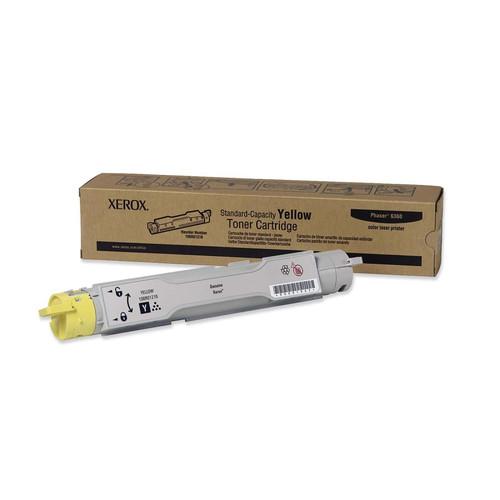 106R01216   Original Xerox Toner Cartridge – Yellow