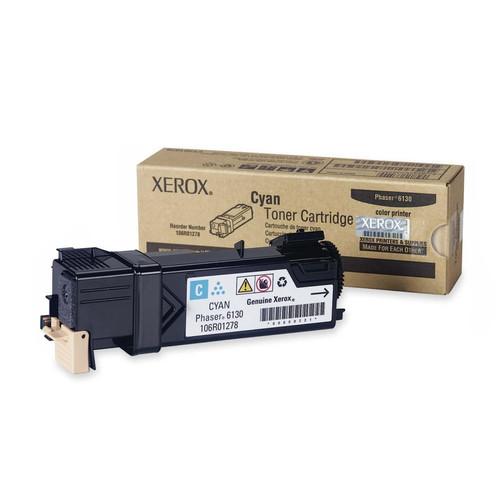 106R01278 | Original Xerox Laser Toner Cartridge - Cyan