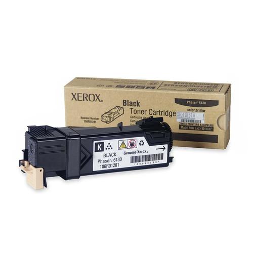 106R01281 | Original Xerox Laser Toner Cartridge - Black