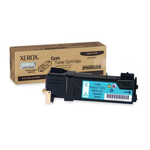 106R01331   Original Xerox Laser Toner Cartridge - Cyan