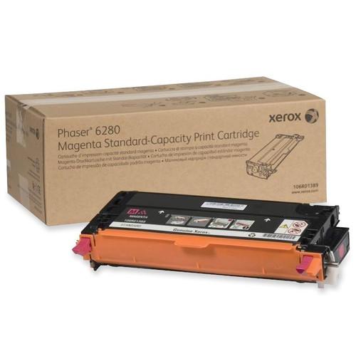 106R01389 | Original Xerox Laser Toner Cartridge - Magenta