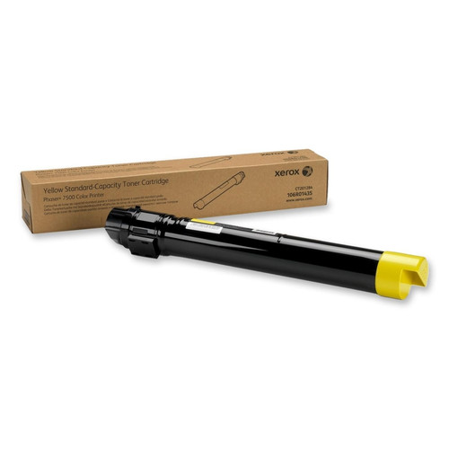 106R01435 | Original Xerox Standard - Capacity Laser Toner Cartridge - Yellow