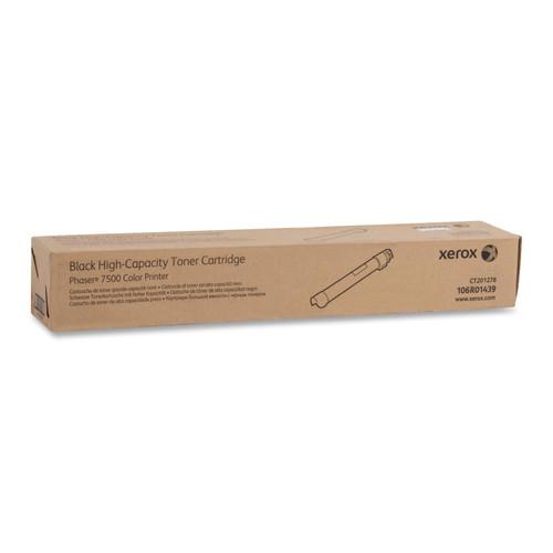 106R01439   Original Xerox High-Yield Laser Toner Cartridge - Black