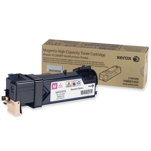 106R01453 | Original Xerox Laser Toner Cartridge - Magenta