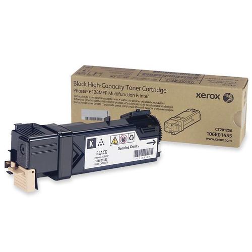 106R01455 | Original Xerox Laser Toner Cartridge - Black