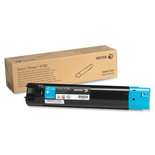 106R01503 | Original Xerox Toner Cartridge – Cyan