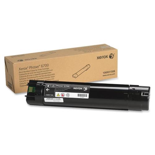 106R01506 | Original Xerox Phaser 6700dn Toner Cartridge - Black