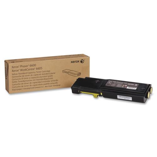 106R02243   Original Xerox Toner Cartridge – Yellow