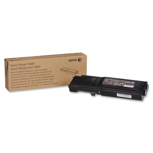 106R02244 | Original Xerox Toner Cartridge – Black