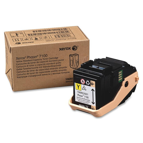 106R02601   Original Xerox Toner Cartridge – Yellow