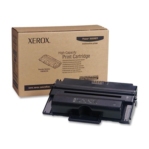 108R00795 | Original Xerox High - Capacity Laser Toner Cartridge - Black
