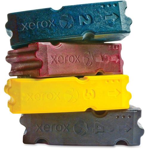 Original Xerox 108R00832 ColorQube 9200 Black 4-Pack