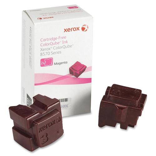 108R00927 | Original Xerox For Phaser ColorQube 8570 8580 Ink - Magenta