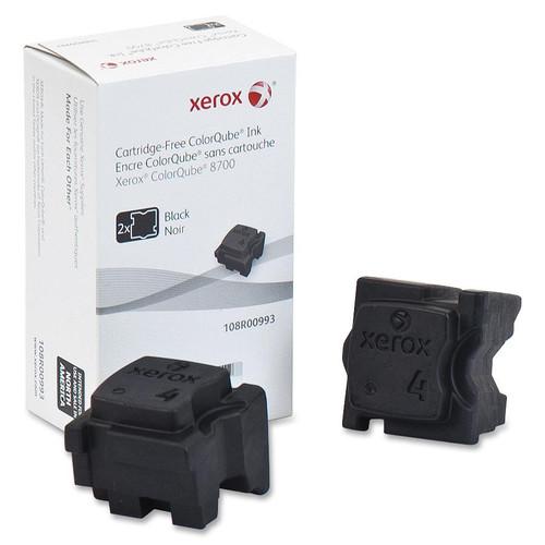 108R00993   Original Xerox Ink Cartridge 2-Pack – Black