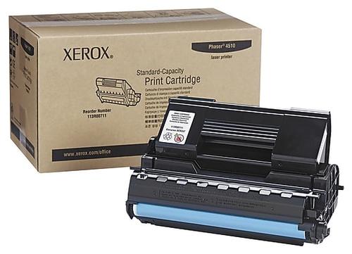 Xerox 113R00711 Laser Toner Cartridge for Phaser 4510 Series Black
