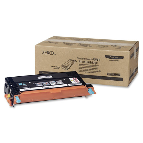 113R00719   Original Xerox Standard - Yield Laser Toner Cartridge - Cyan