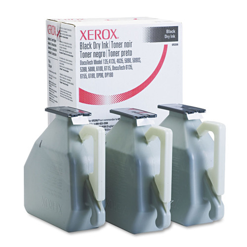 006R00206 | Original Xerox Toner Cartridge – 3 Pack - Black