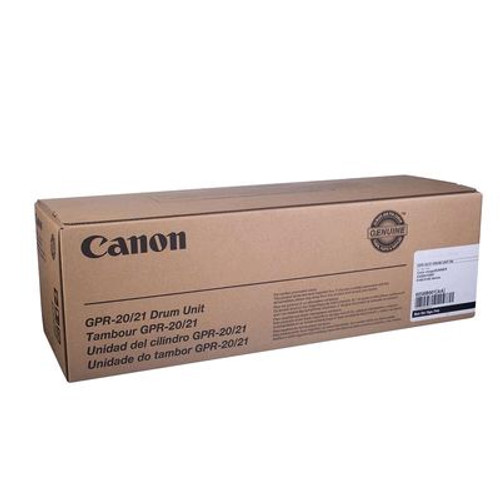 Original Canon GPR-20 0258B001AA Black Drum ImageRunner C51880