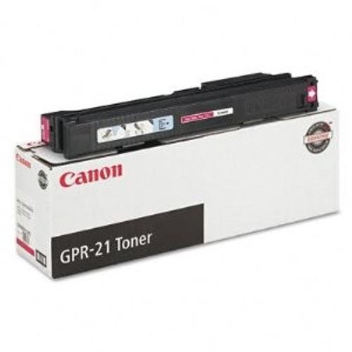0260B001AA   Canon GPR-21   Original Canon Laser Toner Cartridge - Magenta
