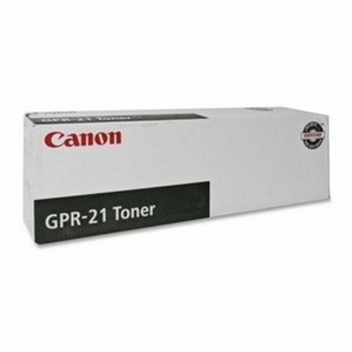 Original Canon GPR-21 0262B001AA Black Laser Toner Cartridge