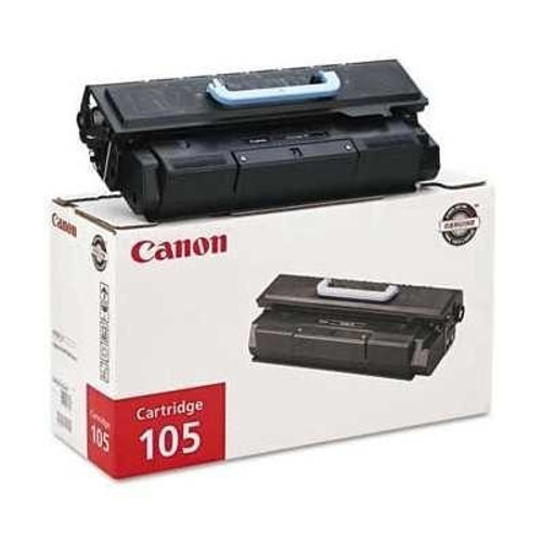 Original Canon 105 0265B001AA Black Laser Toner Cartridge