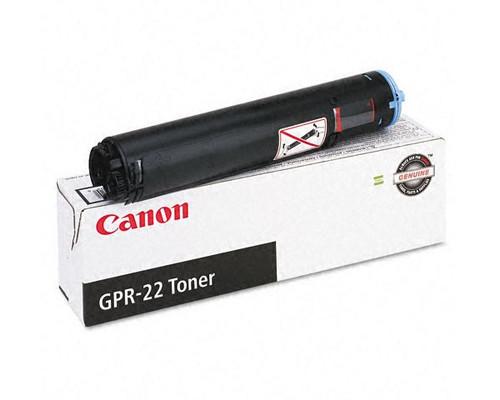 Original Canon GPR-22 0386B003AA Black Laser Toner Cartridge imageRUNNER 1023, 1025 Printer