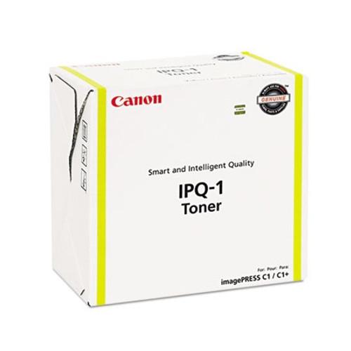 0400B003AA   Canon IPQ-1   Original Canon Toner Cartridge - Yellow