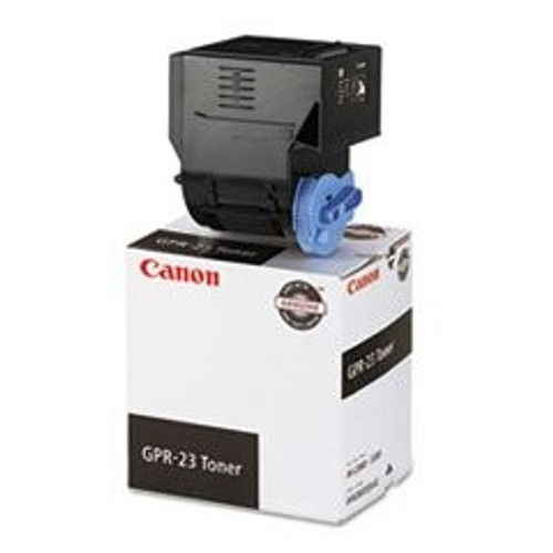 Original Canon GPR-23 0452B003AA Black Laser Toner Cartridge