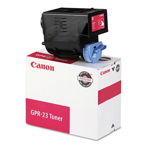 0454B003AA | Canon GPR-23 | Original Canon Laser Toner Cartridge - Magenta