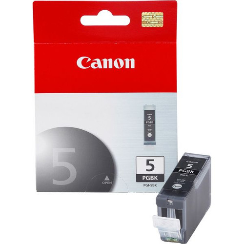 Original Canon Pgi-5BK 0628B002AA Pixma Ip4200 Black Ink Cartridge