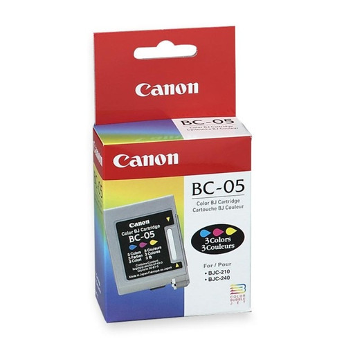 Original Canon BC05 Color Inkjet Cartridge