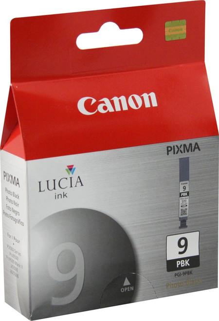 Original Canon PGI-9PBk 1034B002 Photo Black Ink Cartridge