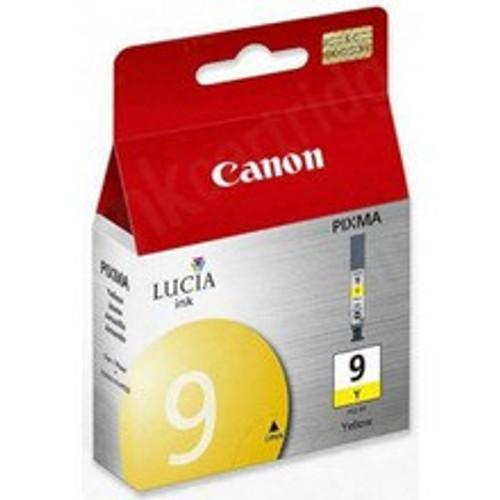 Original Canon PGI-9Y 1037B002 Yellow Ink Cartridge